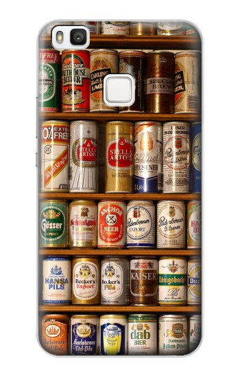 Printed Beer Cans Collection alcatel Idol 2 S Case