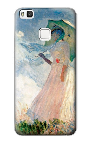 Printed Claude Monet Woman with a Parasol alcatel Idol 2 S Case