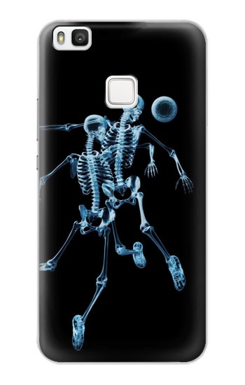 Printed Soccer X-ray alcatel Idol 2 S Case