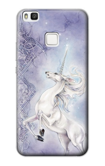 Printed White Horse Unicorn alcatel Idol 2 S Case
