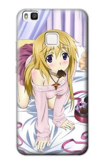 Printed Infinite Stratos Charlotte Dunois alcatel Idol 2 S Case