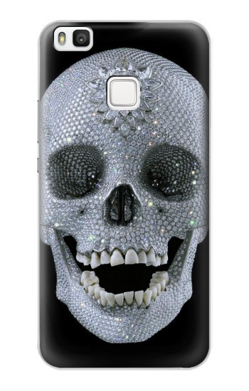 Printed Diamond Skull alcatel Idol 2 S Case