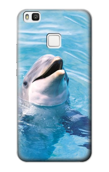 Printed Dolphin alcatel Idol 2 S Case