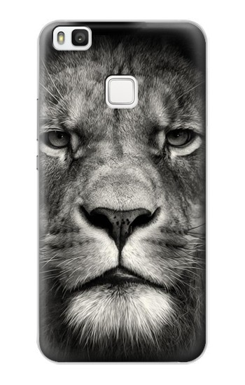 Printed Lion Face alcatel Idol 2 S Case