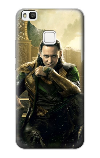 Printed Loki Asgard Thor alcatel Idol 2 S Case