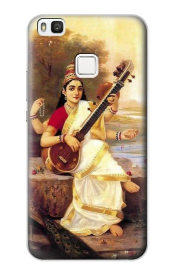 Printed Saraswati Hindu Goddess alcatel Idol 2 S Case