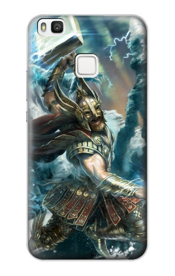 Printed Thor Viking God alcatel Idol 2 S Case