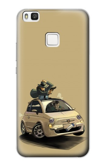 Printed Lupin The Third alcatel Idol 2 S Case