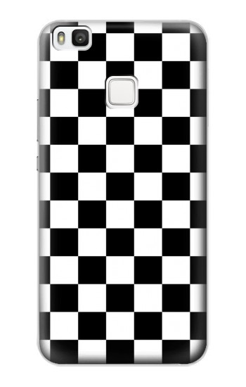 Printed Checkerboard Chess Board alcatel Idol 2 S Case