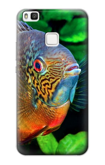 Printed Cichlid Fish alcatel Idol 2 S Case