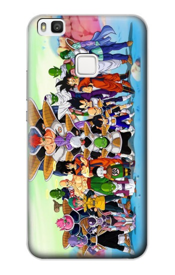 Printed Dragon Ball Z alcatel Idol 2 S Case