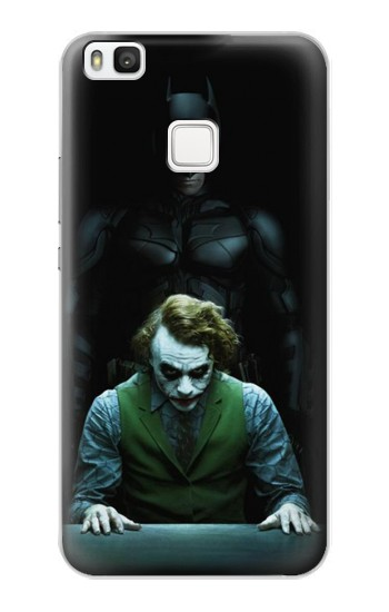 Printed Batman Joker alcatel Idol 2 S Case