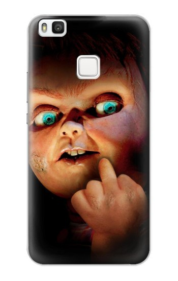 Printed Chucky Middle Finger alcatel Idol 2 S Case