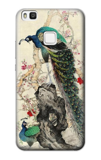 Printed Peacock Painting alcatel Idol 2 S Case