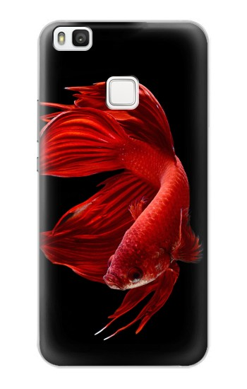 Printed Red Siamese Fighting Fish alcatel Idol 2 S Case