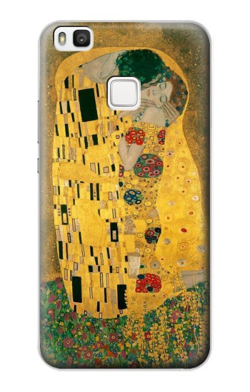 Printed Gustav Klimt The Kiss alcatel Idol 2 S Case