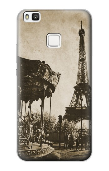 Printed Eiffel Tower Vintage Paris alcatel Idol 2 S Case