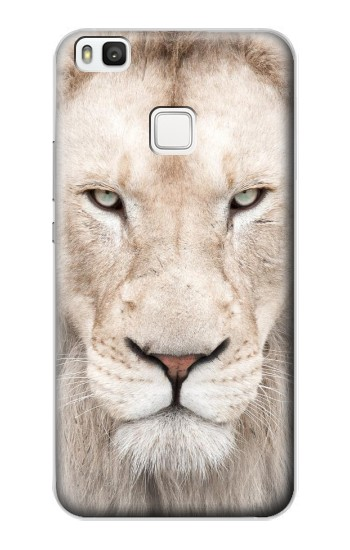 Printed White Lion Face alcatel Idol 2 S Case