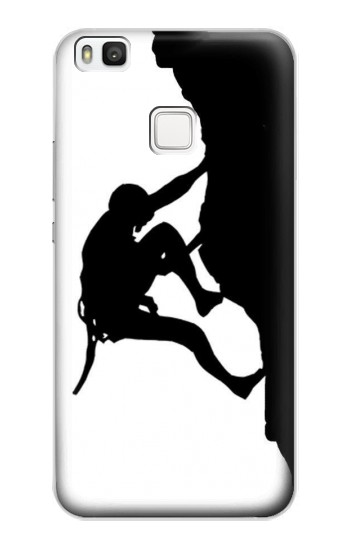 Printed Mountain Climber Climbing alcatel Idol 2 S Case