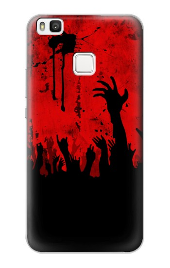Printed Zombie Hands alcatel Idol 2 S Case