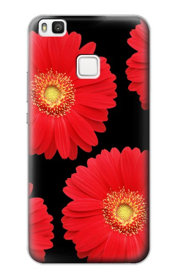 Printed Red Daisy flower alcatel Idol 2 S Case