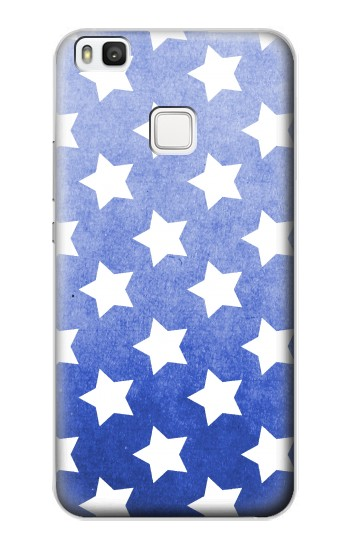 Printed Star Pattern alcatel Idol 2 S Case