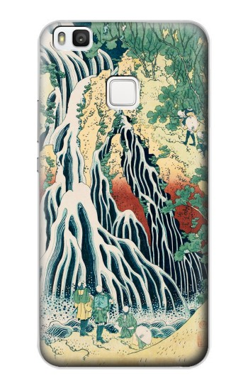 Printed Kirifuri Waterfall at Kurokami Mountain in Shimotsuke alcatel Idol 2 S Case