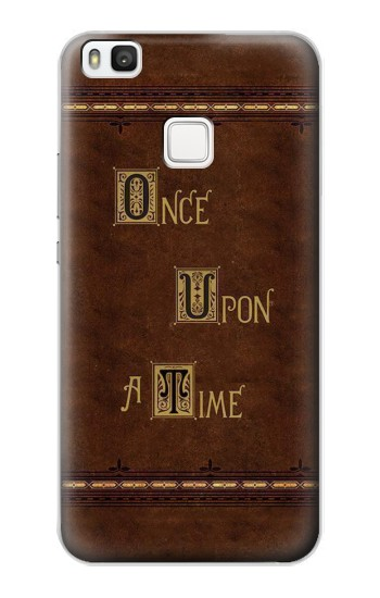 Printed Once Upon A Time Book alcatel Idol 2 S Case