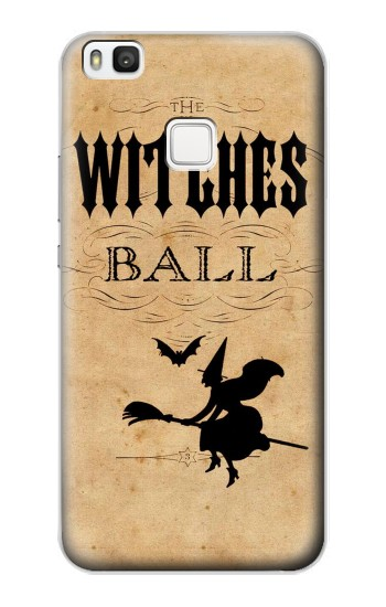 Printed Vintage Halloween The Witches Ball alcatel Idol 2 S Case