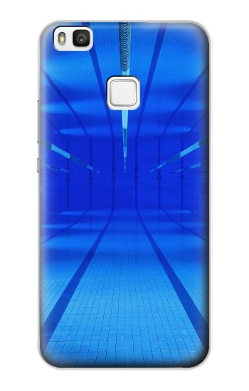 Printed Swimming Pool Under Water alcatel Idol 2 S Case