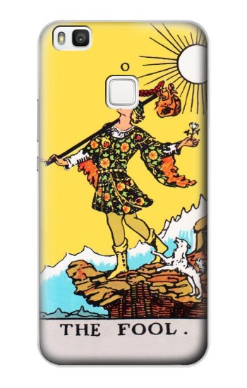 Printed Tarot Card The Fool alcatel Idol 2 S Case