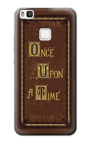 Printed Once Upon a Time Book Cover alcatel Idol 2 S Case