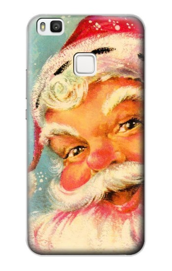 Printed Christmas Vintage Santa alcatel Idol 2 S Case