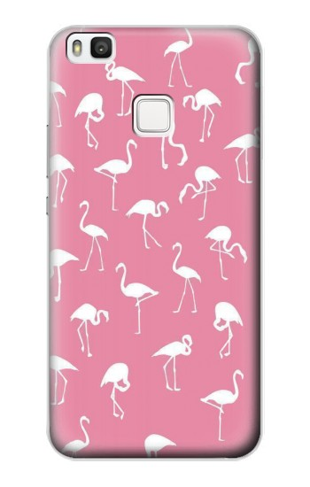 Printed Pink Flamingo Pattern alcatel Idol 2 S Case