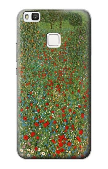 Printed Gustav Klimt Poppy Field alcatel Idol 2 S Case