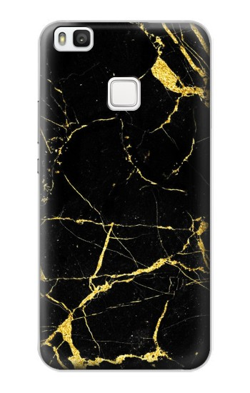 Printed Gold Marble Graphic Printed alcatel Idol 2 S Case