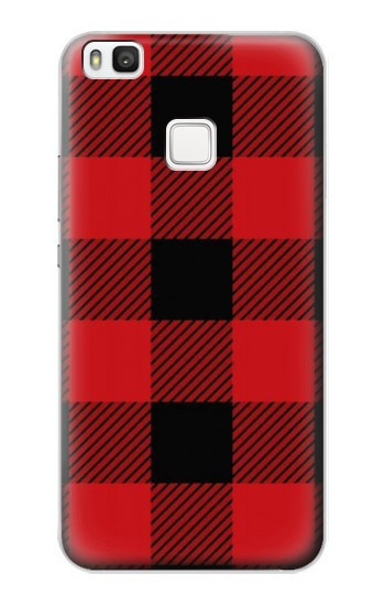Printed Red Buffalo Check Pattern alcatel Idol 2 S Case