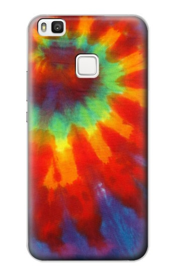 Printed Colorful Tie Dye Fabric Texture alcatel Idol 2 S Case