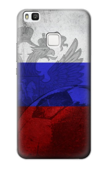 Printed Russia Football Flag alcatel Idol 2 S Case
