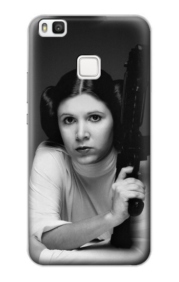 Printed Princess Leia Carrie Fisher alcatel Idol 2 S Case