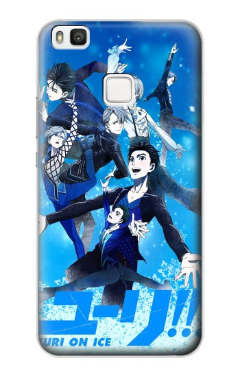 Printed Yuri On Ice alcatel Idol 2 S Case