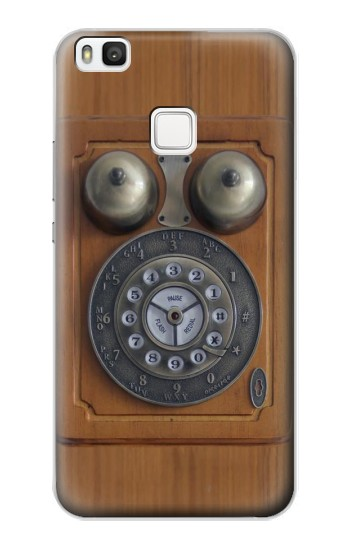 Printed Antique Wall Phone alcatel Idol 2 S Case