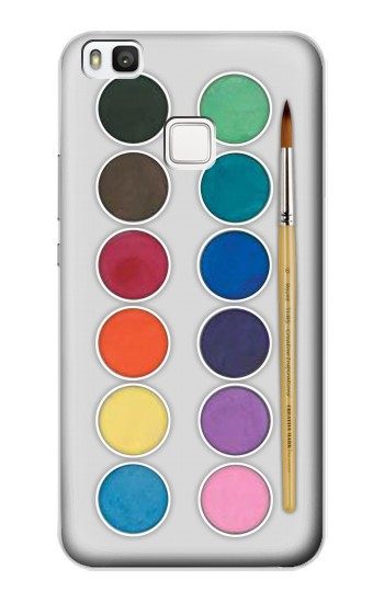 Printed Mixing Color Plate alcatel Idol 2 S Case