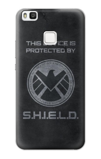 Printed This Device is Protected by Shield alcatel Idol 2 S Case