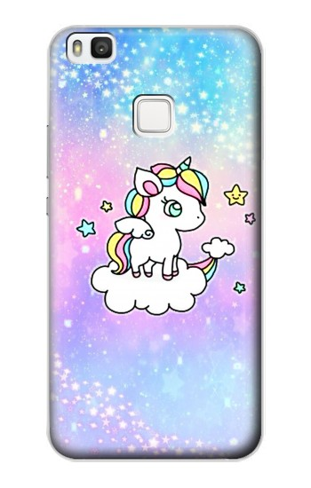 Printed Cute Unicorn Cartoon alcatel Idol 2 S Case