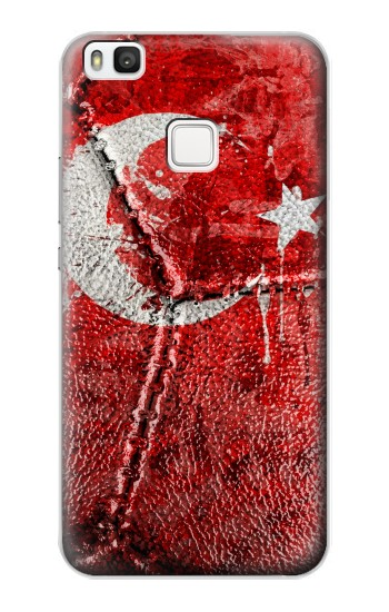 Printed Turkey Flag Vintage Football 2018 alcatel Idol 2 S Case