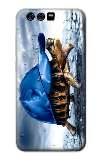 Printed Turtle in the Rain alcatel Idol 2 Mini S Case