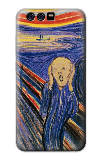 Printed Edvard Munch The Scream alcatel Idol 2 Mini S Case
