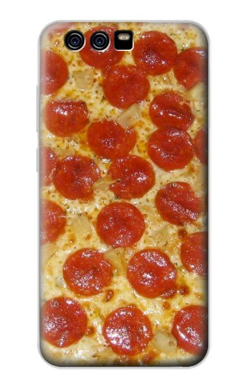 Printed Pizza alcatel Idol 2 Mini S Case