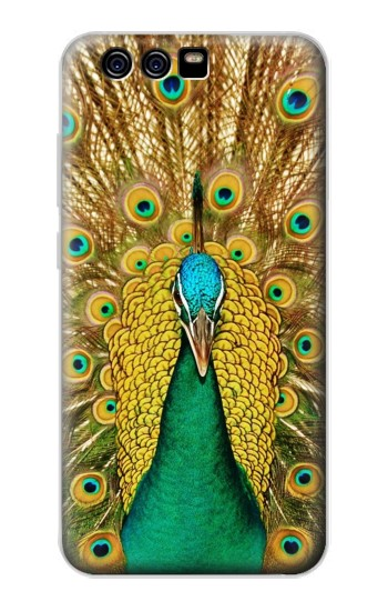 Printed Peacock alcatel Idol 2 Mini S Case